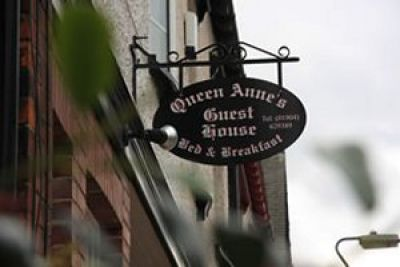 Queen Annes Guest House in York
