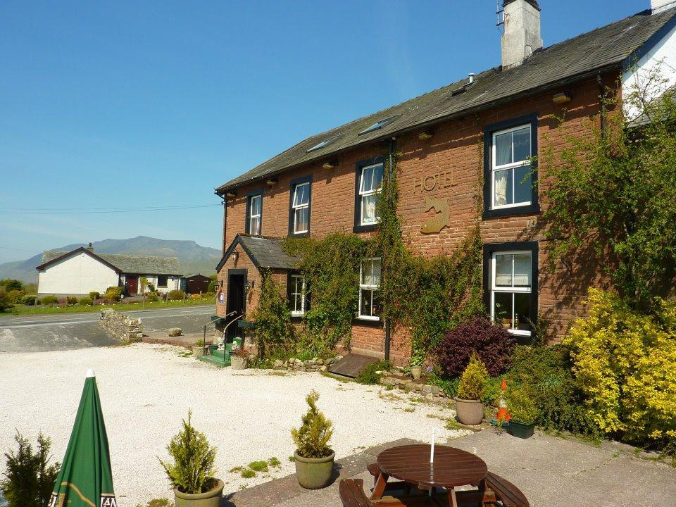 Troutbeck Inn in Cumbria