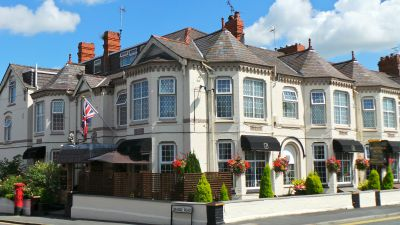 Brookside Hotel in Chester