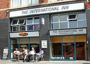 International Inn in Liverpool
