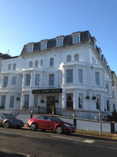 The Palm Court Hotel in Eastbourne