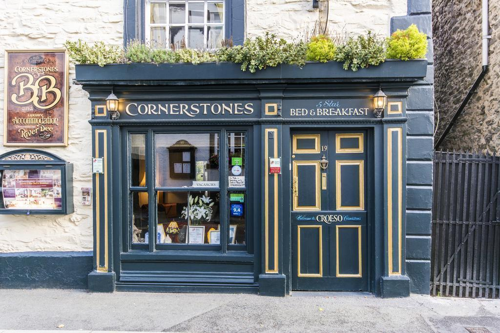 Cornerstones Guest House in Wales
