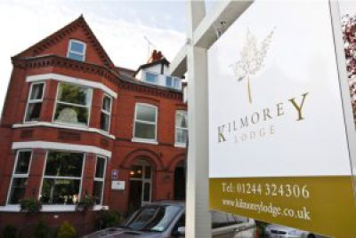 Kilmorey Lodge in Chester