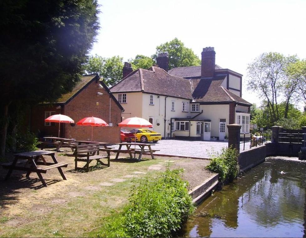 Mill House Hotel Maldon